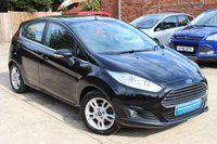 USED 2016 16 FORD FIESTA 1.2 ZETEC 5d 81 BHP **** BLUETOOTH * DAB RADIO * AIR CONDITIONING ****