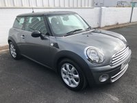2010 MINI HATCH COOPER 1.6 COOPER D GRAPHITE 3d 108 BHP £3990.00