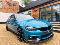 USED 2017 BMW 4 SERIES 3.0 430D XDRIVE M SPORT GRAN COUPE 4d AUTO 255 BHP