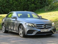 USED 2017 67 MERCEDES-BENZ E CLASS 2.0 E 220 D AMG LINE 4d AUTO 192 BHP IMMACULATE & TOP SPECIFICATION