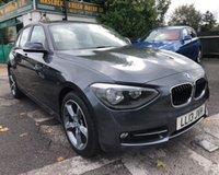 2013 BMW 1 SERIES 1.6 118I SPORT 5d 168 BHP £9299.00