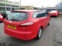 USED 2009 09 FORD MONDEO 2.0 EDGE TDCI 5d 140 BHP