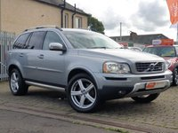 USED 2011 11 VOLVO XC90 2.4 D5 R-DESIGN SE AWD 5d AUTO 197 BHP AS ALWAYS ALL CARS FROM EDINBURGH CAR STORE COME WITH 1 YEARS FULL MOT ,1 FULL RAC INSPECTION SERVICE AND 6 MONTH RAC WARRANTY INCLUDING  12 MONTHS RAC BREAKDOWN RECOVERY FREE OF CHARGE!      PLEASE CALL IF YOU DONT SEE WHAT YOUR LOOKING FOR AND WE WILL CHECK OUR OTHER BRANCHES.  WE HAVE  OVER 100 CARS IN DEALER STOCK
