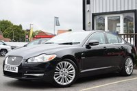 USED 2010 10 JAGUAR XF 3.0 V6 LUXURY 4d AUTO 240 BHP STUNNING JAGUAR XF LUXURY EDITION! MUST BE SEEN!