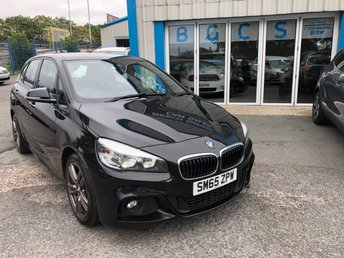 View our BMW 2 SERIES
