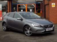 USED 2016 66 VOLVO V40 2.0 D2 Inscription 5dr Geartronic **Sat Nav + Leather + DAB**