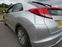 USED 2013 62 HONDA CIVIC 1.6 I-DTEC ES 5d 118 BHP