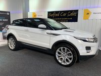 USED 2014 64 LAND ROVER RANGE ROVER EVOQUE 2.2 SD4 PURE TECH 3d 190 BHP