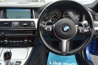 USED 2016 16 BMW 5 SERIES 2.0 520D M SPORT 4d AUTO 188 BHP