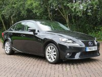 USED 2015 65 LEXUS IS 2.5 300H EXECUTIVE EDITION 4d AUTO 179 BHP