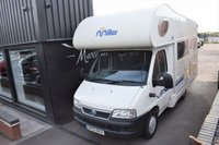 USED 2003 53 MILLER WINNIPEG MILLER WINNIPEG 5 BERTH - DOUBLE OVER CAB - REAR KITCHEN GREAT VALUE 5 BERTH - LOW MILES - DOUBLE OVER CAB - REAR KITCHEN - 4 BELTED SEATS