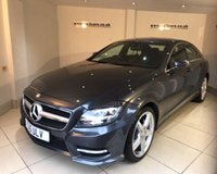 USED 2013 C MERCEDES-BENZ CLS CLS250 CDI BLUEEFFICIENCY AMG SPORT
