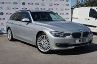 2013 BMW 3 SERIES 2.0 320D LUXURY TOURING 5d 181 BHP £11690.00