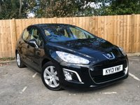 USED 2013 13 PEUGEOT 308 1.6 HDI ACTIVE 5d 92 BHP Full Service History