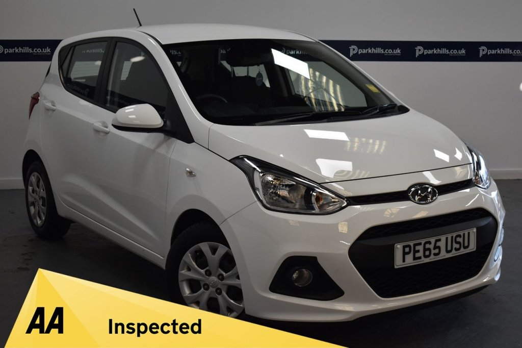 USED 2015 65 HYUNDAI I10 1.0 SE BLUE DRIVE 5d 65 BHP (ONLY 5,000 MILES)