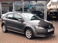USED 2010 10 VOLKSWAGEN POLO 1.2 SE 5d 60 BHP Free MOT for Life