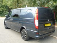 USED 2005 55 MERCEDES-BENZ VITO 111 2.1CDI 109 BHP LONG LWB 6 SEATER CREW/PANEL VAN +PART EX CLEARANCE+6 SEATS