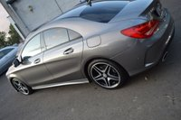 USED 2015 MERCEDES-BENZ CLA 2.1 CLA220 CDI AMG SPORT 4d AUTO 170 BHP