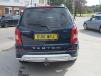 USED 2016 16 SSANGYONG REXTON 2.2 ELX 5d AUTO 176 BHP