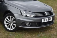USED 2011 11 VOLKSWAGEN EOS 1.4 SE TSI BLUEMOTION TECHNOLOGY 2d 121 BHP