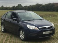 2010 FORD FOCUS 1.6 STYLE 5d 100 BHP £4495.00