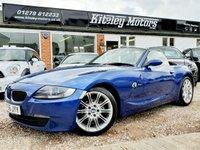 USED 2007 56 BMW Z4 Z4 SPORT ROADSTER