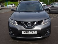 USED 2016 16 NISSAN X-TRAIL 1.6 DCI N-TEC 5d 130 BHP HIGH SPECIFICATION*IMMACULATE CONDITION