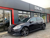 USED 2017 17 VOLKSWAGEN GOLF 2.0 GTD TDI DSG 5d AUTO 182 BHP HERE AT ENKAE WE ARE A WELL ESTABLISHED CAR SALES BUSINESS SPECIALISING IN HIGH QUALITY SPORTS, PERFORMANCE & PRESTIGE VEHICLES. WE ARE DELIGHTED TO OFFER THIS  VW GOLF MK 7.5 GTD, THIS VEHICLE HAS A FULL VW SERVICE HISTORY AND ONLY ONE OWNER FROM NEW, THIS FANTASTIC SPECIMEN, COMES EQUIPPED WITH A PARKING PILOT, VIRTUAL DASH, SAT NAV, FRONT HEATED SEATS, BLUETOOTH CAPABILITY PAIRED WITH A MULTI-FUNCTIONING STEERING-WHEEL.