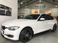 2014 BMW 3 SERIES 2.0 320D XDRIVE SE 4d 181 BHP £12850.00