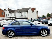 USED 2010 60 BMW 1 SERIES 2.0 120I M SPORT COUPE AUTO NAV