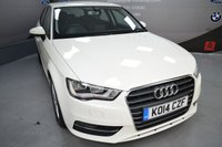 USED 2014 14 AUDI A3 1.6 TDI SE 5d 109 BHP Free Road Tax, Amazing MPG, Bluetooth, DAB Radio