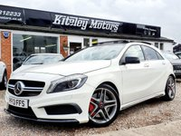 USED 2013 13 MERCEDES-BENZ A CLASS 2.0 A45 AMG 360 BHP