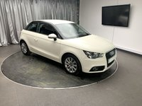 USED 2012 62 AUDI A1 1.4 TFSI SPORT 3d 122 BHP £0 DEPOSIT FINANCE AVAILABLE, AIR CONDITIONING, AUDI MULTIMEDIA, AUX INPUT,  BLUETOOTH CONNECTIVITY, CLIMATE CONTROL, START/STOP SYSTEM, STEERING WHEEL CONTROL, TRIP COMPUTER, VOICE CONTROLS