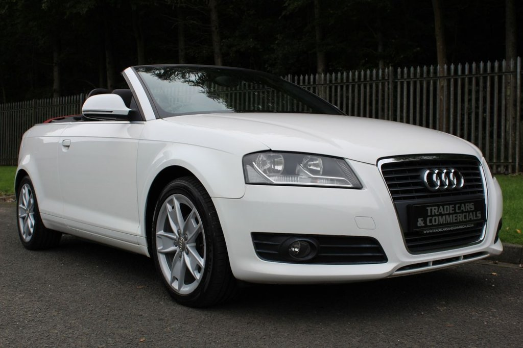 USED 2010 60 AUDI A3 1.6 TDI SPORT 2d 103 BHP COMES WITH FULL SERVICE HISTORY INCLUDING A TIMING BELT CHANGE IN 2018!!!