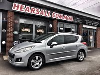 USED 2012 12 PEUGEOT 207 1.6 HDI SW ALLURE 5d 92 BHP