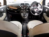 USED 2008 08 FIAT 500 1.4 LOUNGE 3d 99 BHP px swap