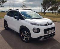 USED 2019 19 CITROEN C3 AIRCROSS 1.2 PURETECH FLAIR 5d 82 BHP