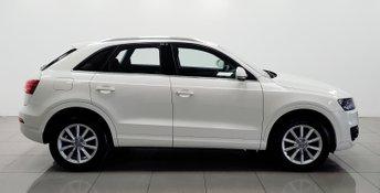 2013 AUDI Q3 2.0 TDI QUATTRO SE 5d 138 BHP £9950.00
