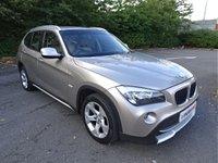 2011 BMW X1 2.0 XDRIVE20D SE 5d 174 BHP £5990.00