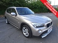 USED 2011 11 BMW X1 2.0 XDRIVE20D SE 5d 174 BHP