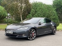 "USED 2015 TESLA MODEL S 0.0 P90D 5d AUTO LUDICROUS PLUS PERFORMANCE INSANE+,SEVEN SEATS,AIR SUSPENSION,21"" TURBINE WHEELS,FULL SPEC,LOW MILES,READY FOR LIFT OFF!!!"