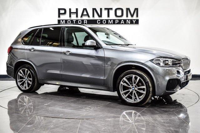 USED 2016 16 BMW X5 2.0 XDRIVE40E M SPORT 5d AUTO 242 BHP