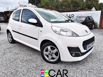View our 2012 12 PEUGEOT 107 1.0 ALLURE 5d 68 BHP