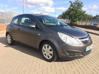 USED 2010 60 VAUXHALL CORSA 1.4 EXCLUSIV A/C 3d AUTO 98 BHP
