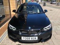 USED 2018 68 BMW 2 SERIES 1.5 218I M SPORT 2d AUTO 134 BHP