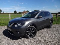 USED 2016 66 NISSAN X-TRAIL 1.6 DCI TEKNA 5d 130 BHP EXCELLENT SPECIFICATION 4 WHEEL DRIVE