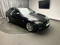 USED 2010 60 BMW 3 SERIES 2.0 318I M SPORT BUSINESS EDITION 4d 141 BHP £0 DEPOSIT FINANCE AVAILABLE, AIR CONDITIONING, AUX INPUT, BLUETOOTH CONNECTIVITY, CLIMATE CONTROL, CRUISE CONTROL, HEATED SEATS, REAR PARKING SENSORS, SATELLITE NAVIGATION, START/STOP SYSTEM, STEERING WHEEL CONTROLS, TRIP COMPUTER