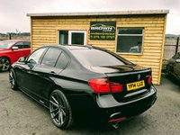USED 2014 14 BMW 3 SERIES 2.0 320D M SPORT 4d AUTO 181 BHP ****FINANCE AVAILABLE**** £52 per week .