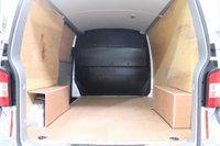 USED 2014 14 VOLKSWAGEN TRANSPORTER 2.0 TDI T30 Startline Panel Van 4dr (SWB) 140 BHP - AIR CON - 6 SPEED