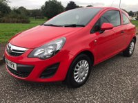 USED 2014 14 VAUXHALL CORSA 1.0 i ecoFLEX 12v S 3dr £30 Tax ! Low Miles ! Full MOT